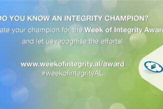 Week of Integrity Opt.2